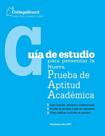 GUIA DE ESTUDIOS NUEVA PAA CO...