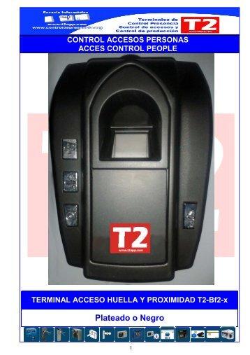 Plateado o Negro - de T2app.com
