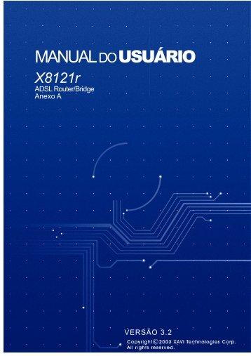 MANUAL DO USUÁRIO - ABUSAR