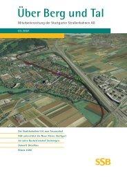 Die Stadtbahnlinie U6 zum Fasanenhof SSB unterstützt die Neue ...