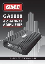 GA9800 - GME
