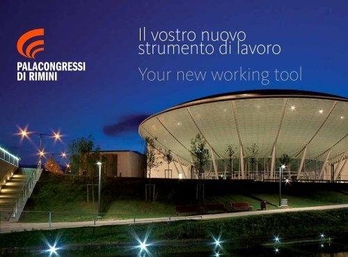 Brochure Palacongressi - Event Report