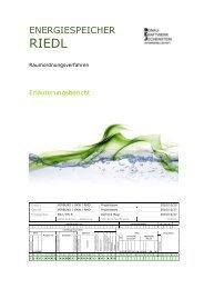 Erläuterungsbericht - Die Regierung von Niederbayern