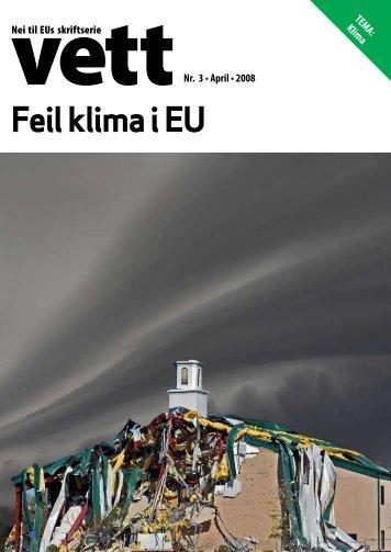 Vett nr 3_08x.pdf - Nei til EU