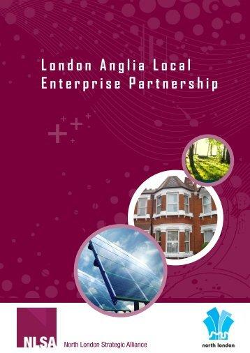 London Anglia Local Enterprise Partnership - North London ...