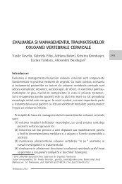 Trauma coloana vertebrala.pdf - ati | anestezie terapie intensiva
