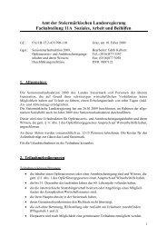 Richtlinie 2009 Opferausw. u. Amtsbesch. - Sozialserver Land ...