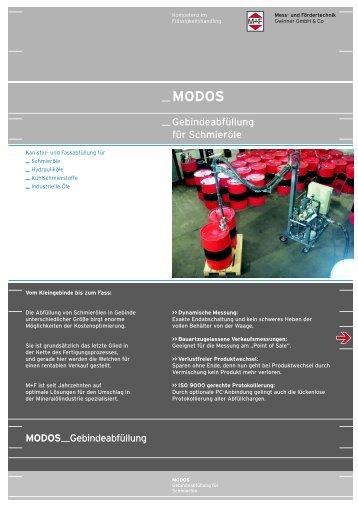 modos - Mess