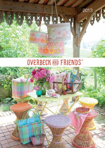Frühjahr/Sommer Katalog 2013 - Overbeck and Friends