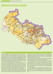 MORAVIA-SILESIA REGION - CzechInvest
