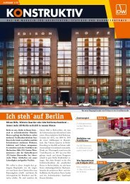 KONSTRUKTIV - DW Systembau GmbH