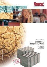 aus Ton bauen LiaporSL LiaporSL-Plan