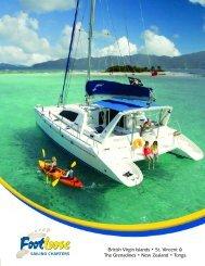 Footloose brochure 6-07 - Footloose Sailing Charters