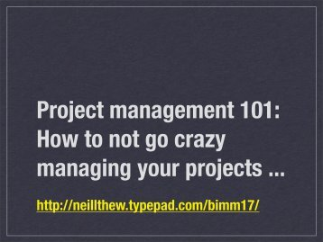 The Deming Management Model - Typepad