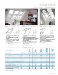 2013 Roof Window Pricing Sizing Velux