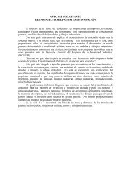 GUIA DEL SOLICITANTE - Ministerio de Comercio e Industrias