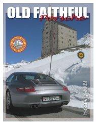 Yellowstone Region - Porsche Club of America
