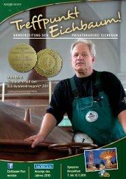Hohe Ehre: Eichbaum erhält den DLG Bundesehrenpreis* 2011