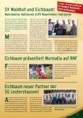3. Sept. : Freundschaftsspiel Sv Waldhof mannheim - Eichbaum - Seite 7