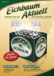 aB herBSt: auS Blau Wird grün! - Eichbaum