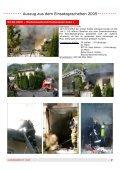 Jahresbericht 2005 - bei der Freiwilligen Feuerwehr Hallein - Page 7
