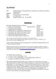 Rapport BLG 5. - Sjøfartsdirektoratet