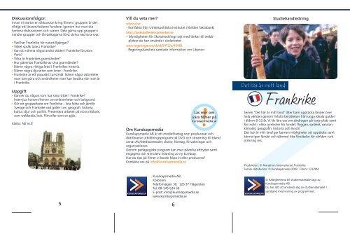 Frankrike - SLI.se