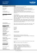 Barevná síťová laserová tiskárna. - Verso - Page 3