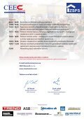 Stretnutie lídrov SlovenSkého Stavebníctva 2012 / h2 - INFOMA - Page 3