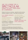 FOR SPECIAL EVENTS - Coventry Cathedral - Page 2