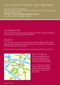 FOR SPECIAL EVENTS - Coventry Cathedral - Page 6