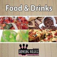 Toast - Specials - Bowling Palace Mannheim