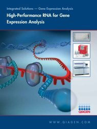 High-Performance RNA for Gene Expression Analysis