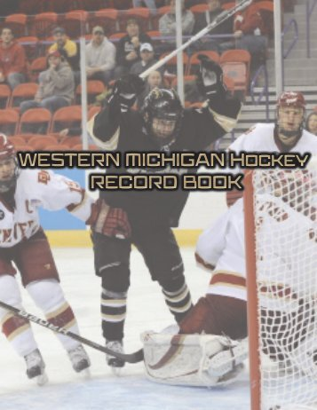 Bio/Record Book - Western Michigan University Athletics Department