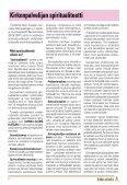 KIRKONPALVELIJAT ry:n OPINTO - Page 6