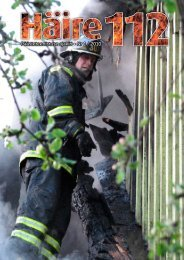 Häire 112 1/2010 - Päästeamet