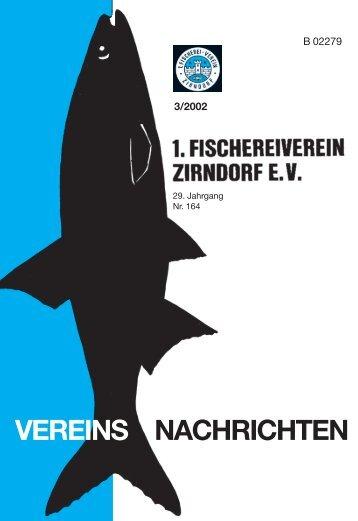 VEREINS NACHRICHTEN - Fischereiverein Zirndorf