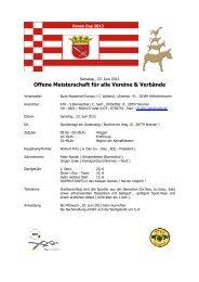 Offene Meisterschaft für alle Vereine & Verbände - Budo-Akademie ...