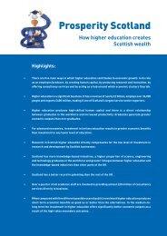 Prosperity Scotland 2006.pdf - Universities Scotland