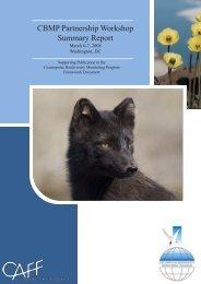Appendix 1. List of Workshop Participants - Arctic Portal Library