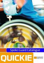 Spoke Guard Brochure - Better Mobility