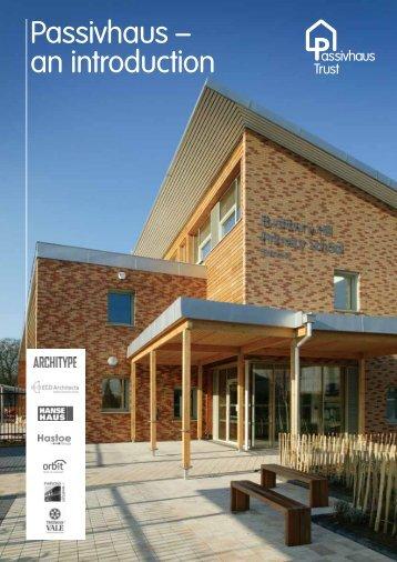 Passivhaus Trust - Simmonds Mills