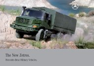 The New Zetros. - Mercedes-Benz