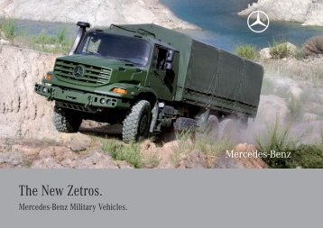 The New Zetros. - Mercedes-Benz
