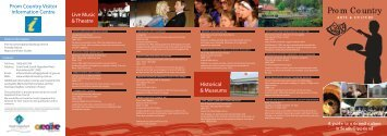 ArtsCultureBrochure.pdf - South Gippsland Shire Council