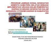 Analisis Kebijakan: Program Jaminan Sosial Kesehatan Semesta ...