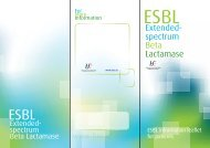 ESBL information leaflet for patients