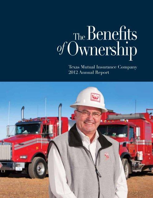 Annual report - TexasMutual
