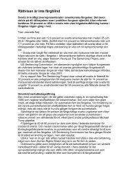 Del 2 publicerad i Apropå nr 4/2005. - neij.se