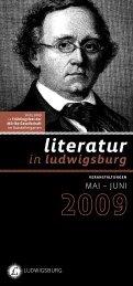 literatur - Autoren-Archiv Dillenburger und Literarischer ...